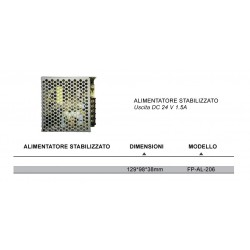 VIDEOCITOFONO 2 FILI 1 2 3 4 MONITOR LCD TOUCH FAMILIARE BIFAMILIARE CONDOMINIALE TELECAMERA (1 Alimentatore)
