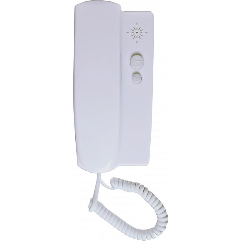 VIDEOCITOFONO 2 FILI 1 2 3 4 MONITOR LCD TOUCH FAMILIARE BIFAMILIARE CONDOMINIALE TELECAMERA (1 Cornetta Audio 2 Fili)