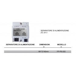VIDEOCITOFONO 2 FILI 1 2 3 4 MONITOR LCD TOUCH FAMILIARE BIFAMILIARE CONDOMINIALE TELECAMERA (1 Separatore Di Alimentazione)