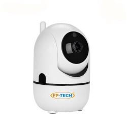 TELECAMERA VIDEOSORVEGLIANZA IP HD 1080P WIRELESS PTZ 2MP ESTERNO CLOUD WIFI LED