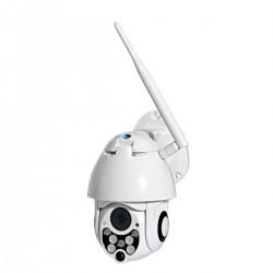 TELECAMERA VIDEOSORVEGLIANZA 360 IP HD 1080P WIRELESS PTZ 2MP ESTERNO CLOUD WIFI LED