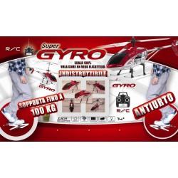 ELICOTTERO RADIOCOMANDATO 3.5 CANALI SUPER RESISTENTE PER RICAMBI ELICA MOTORE
