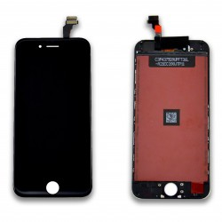 DISPLAY LCD + TOUCH SCREEN PER APPLE IPHONE 6 NERO TESTATO