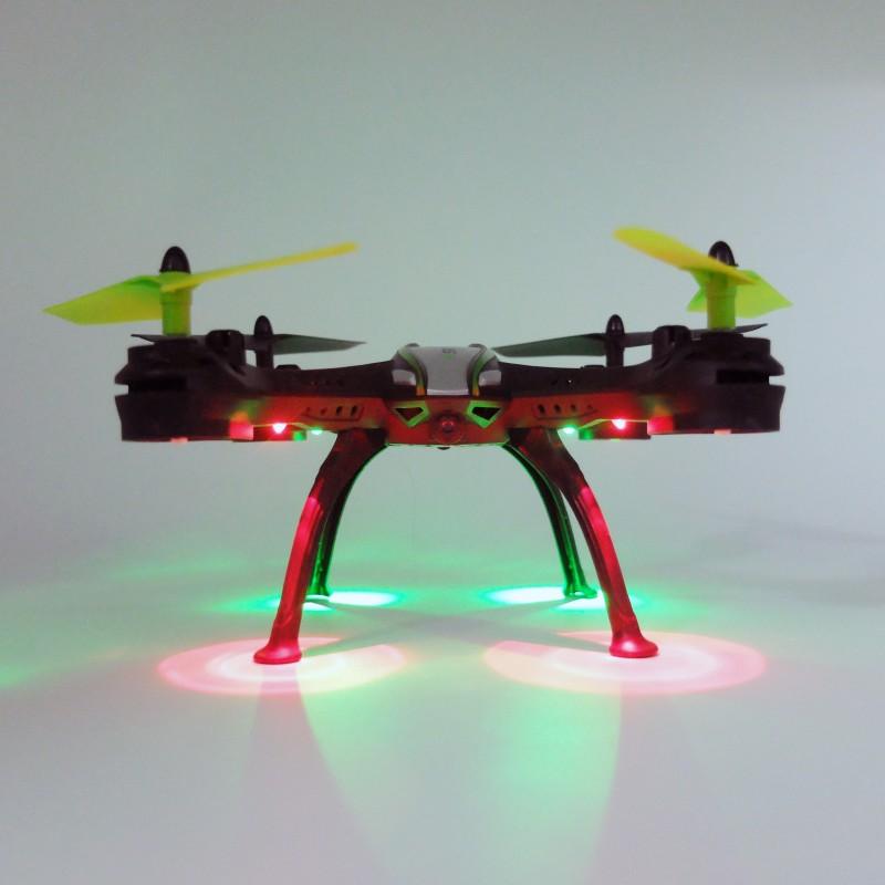 BATTERIA DI RICAMBIO 600 mAh 7.4 V PER DRONE QUADRICOTTERO X8 RADIOCOMANDATO