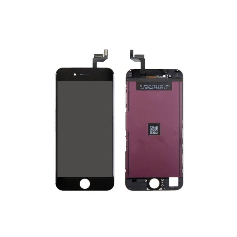 DISPLAY LCD + TOUCH SCREEN PER APPLE IPHONE 6S PLUS NERO TESTATO