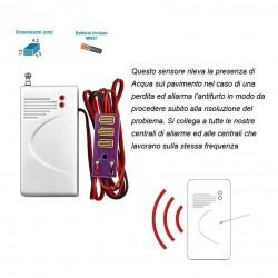 SENSORE ANTI ALLAGAMENTO ACQUA FP-TECH