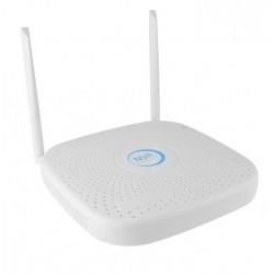 KIT VIDEOSORVEGLIANZA WIRELESS WIFI FULL 720P HD IP 4 TELECAMERE APP LAN REMOTO