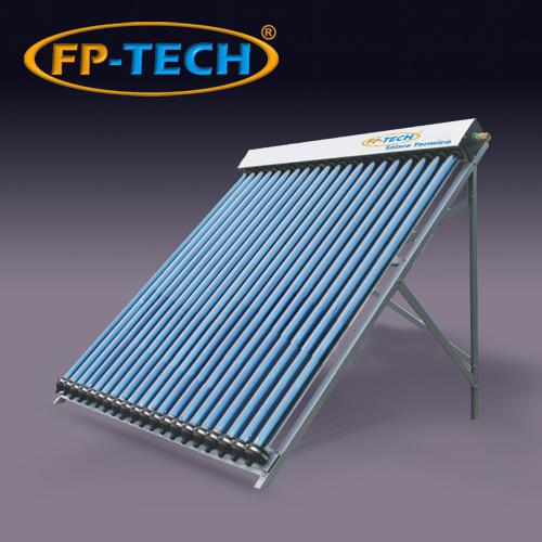 Pannello Solare Heat Pipe Prezzo : Kit pannello solare termico lt circolazione forzata