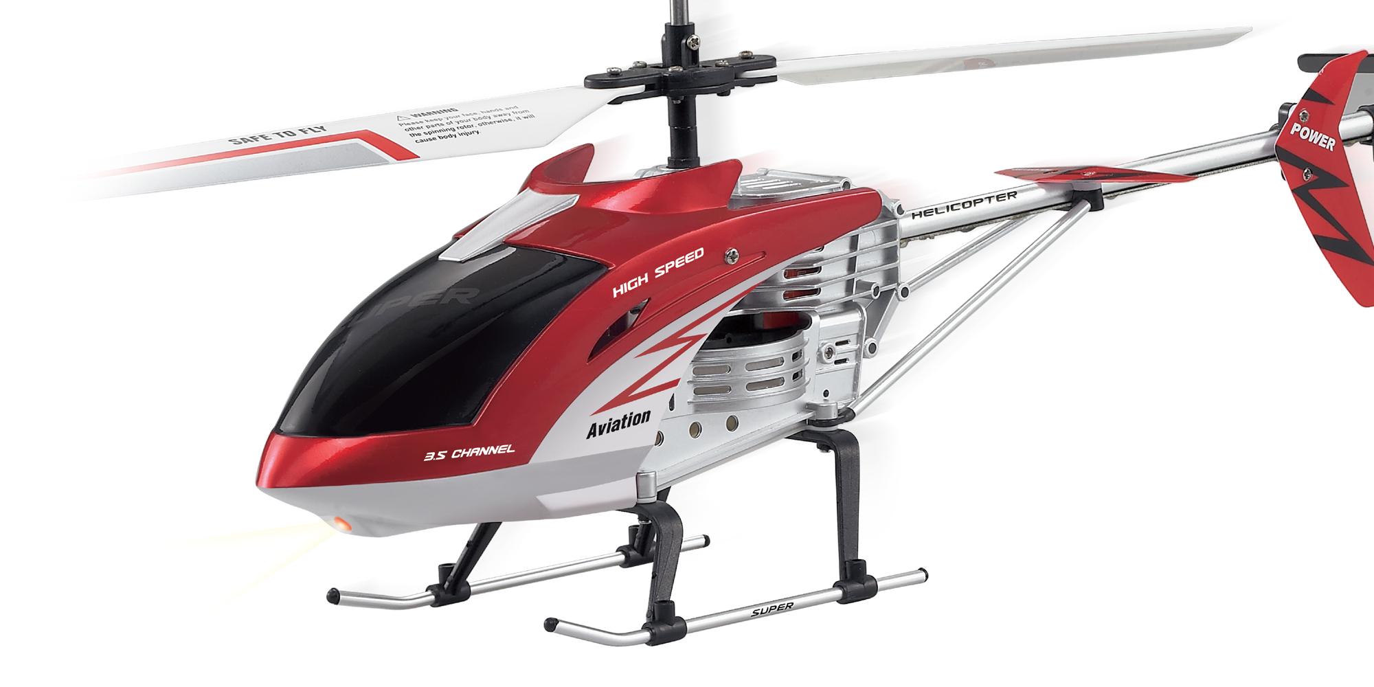 Elicottero Telecomandato Con Telecamera : Elicottero radiocomandato canali drone super