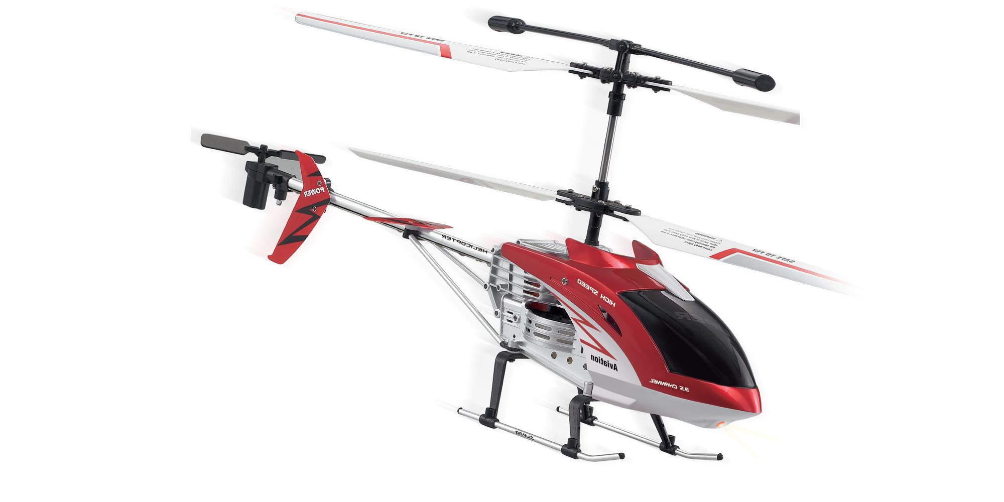 Elicottero 5 Pale : Elicottero radiocomandato canali drone super