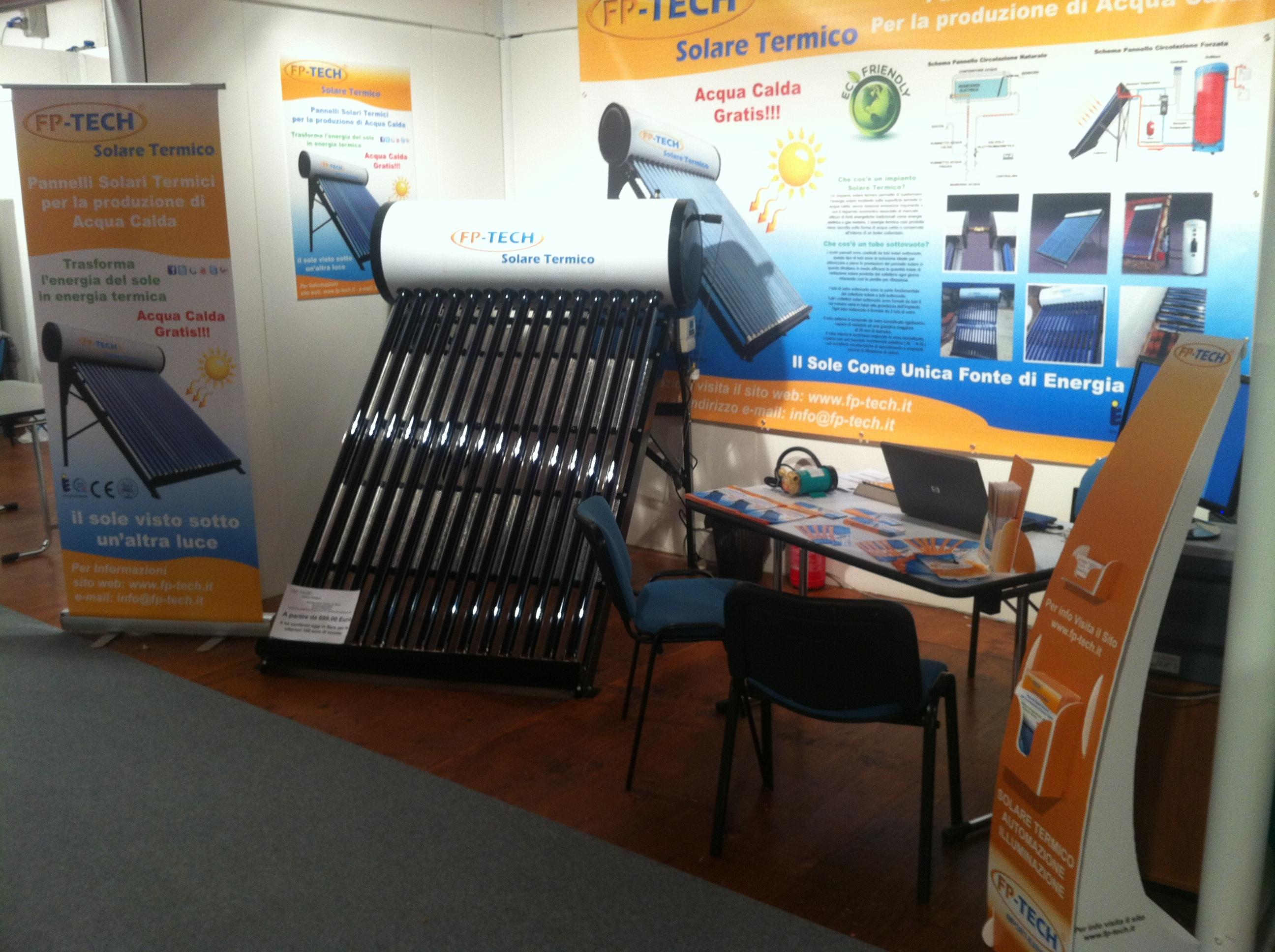 Pannelli Solari Termici Da Balcone dettagli su pannello solare termico acqua calda acciaio inox 180 lt tubi  sottovuoto naturale
