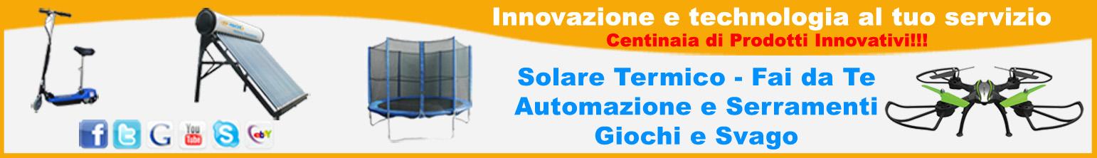 Innovazione e technologia al tuo servizio